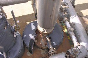 Pokrowiec izolacyjny przemysłowy typ II